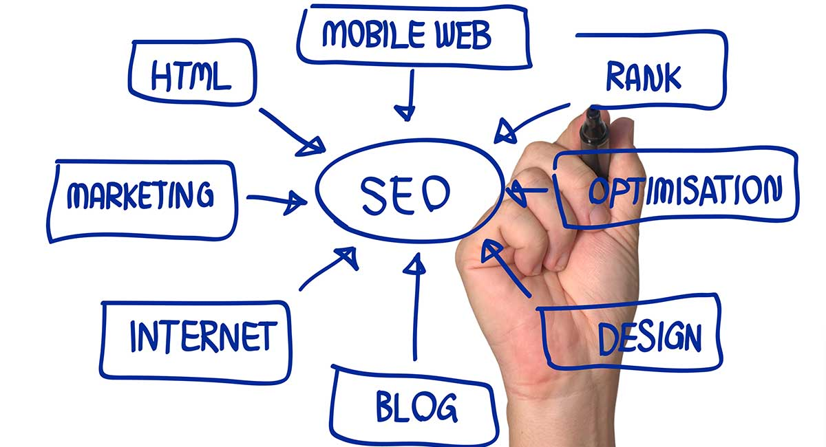 professional SEO search engine optimization for organic traffic